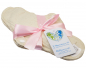 Preview: Blümchen waterproof menstrual pads complete pack Organic Cotton
