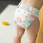 Preview: Culla di Tebi diaper pant BIO Pink Jungle