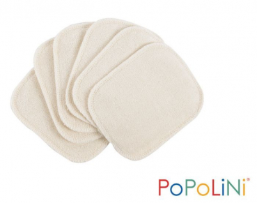 Popolini large Cleansing Pads pack of 6