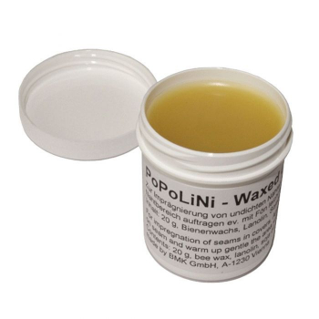 Popolini Waxed Cotton 20g - seales stitching