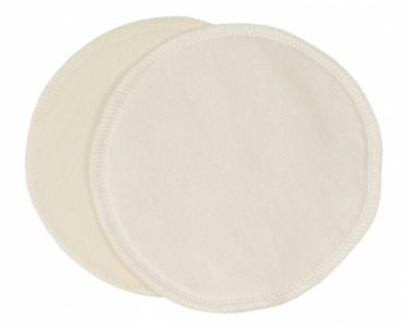 ImseVimse breast pads silk/wool thin (2 pcs.)