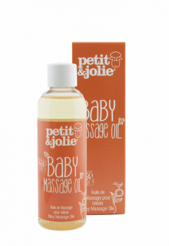 Petit + Jolie Baby Massage Öl 100ml