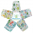 Blümchen diaper cover Newborn (3-6kg) Designs 2018