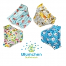 Blümchen training pant bamboo (3-5 Years) V2