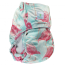 Blümchen Adult/ Junior waterproof pant Flamingo