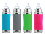 Purakikki Stainless steel Baby bottle 300ml