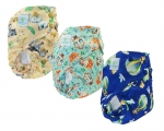 Blümchen 2in1 ECO shell OneSize Snap (3-16kg)