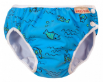 ImseVimse swim diaper fish turquoise