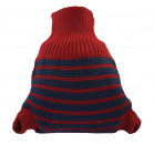 Popolini Wool-Pullup (2-layer) red-blue