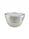 Life without plastic 900ml round box stainless steel