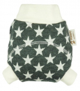 Anavy Wool-Pull-up stars grey